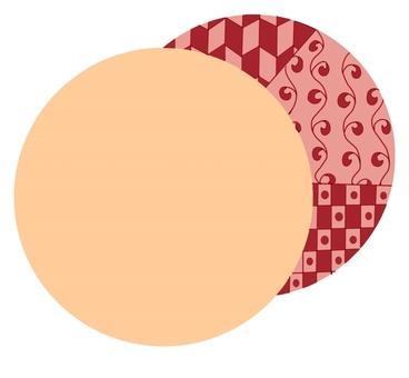 Japanese style - circle