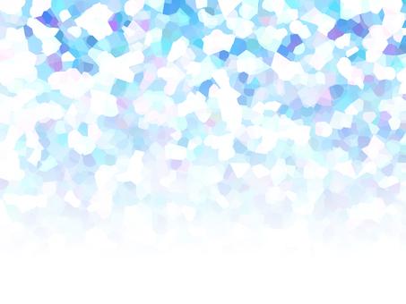 閃光(藍色漸變)