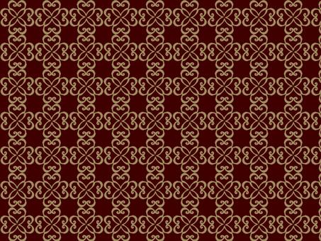 고딕 패턴 2