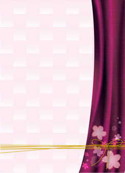 Japanese style background material 10