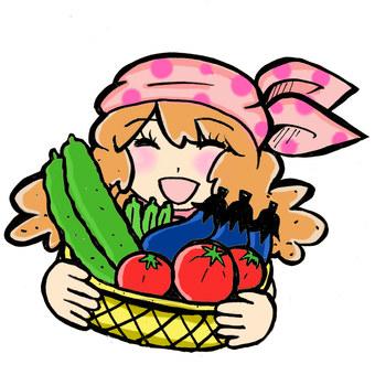Please summer vegetables