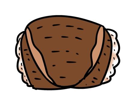 고기 권 주먹밥
