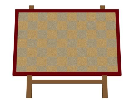 Cork board 4