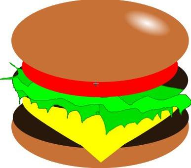 Cheese Hamburger