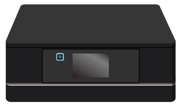 Black printer