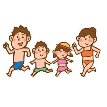 Family (swimwear