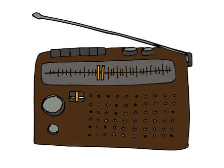 Showa's small radio