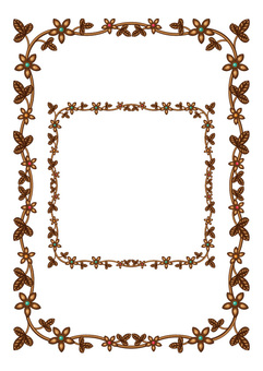 Frame (bronze)