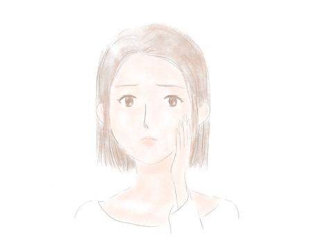 Female face 1