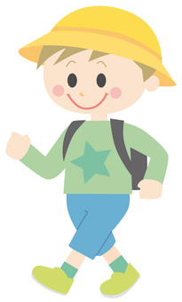 Elementary school boy 2