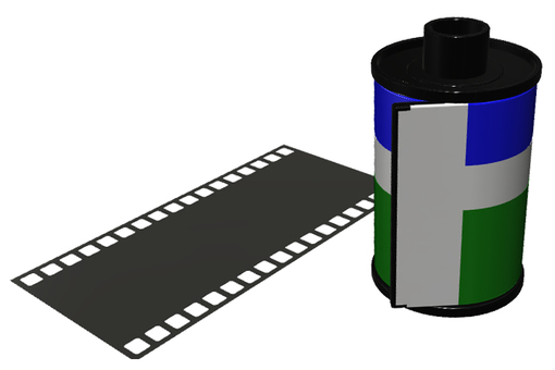 Film for camera