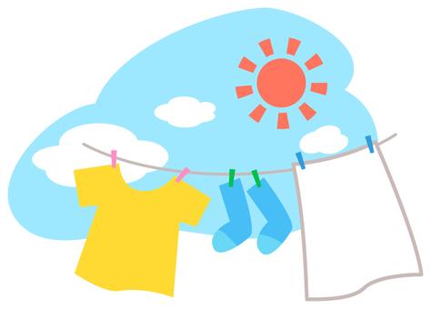 Laundry · hang _ sky 2