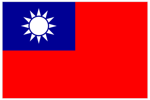 National flag _ Republic of China