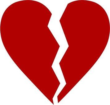 Lost love mark