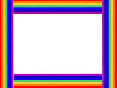 Frame rainbow