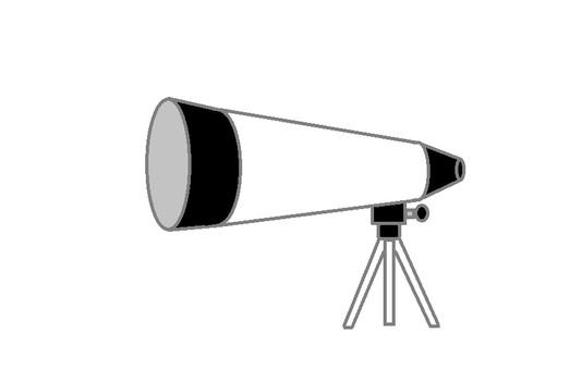Celestial telescope a
