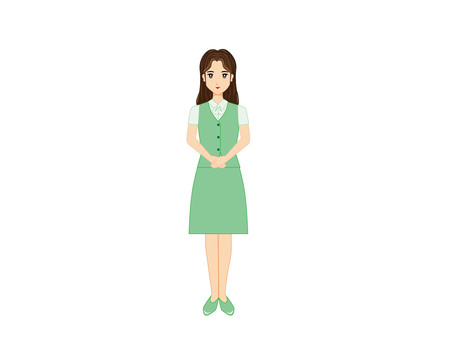 Working Woman (Administrative 2-2)