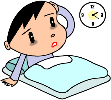 Poor condition · insomnia