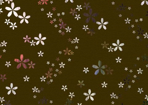 和柄 花柄