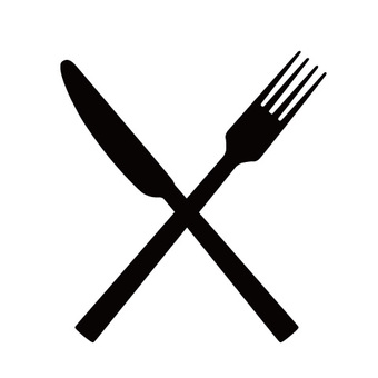 Knife fork icon 05