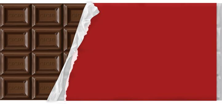 No chocolate logo