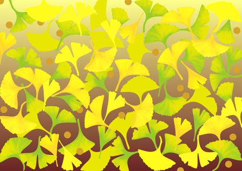 黃色的葉子