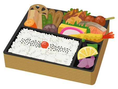 Makunouchi lunch