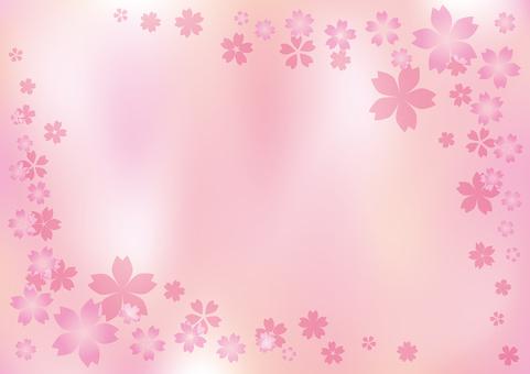 Cherry background wallpaper