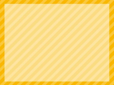 <Background 02> Orange Stripe