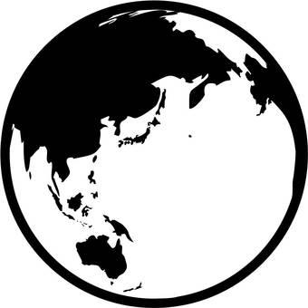 世界地圖·圖標