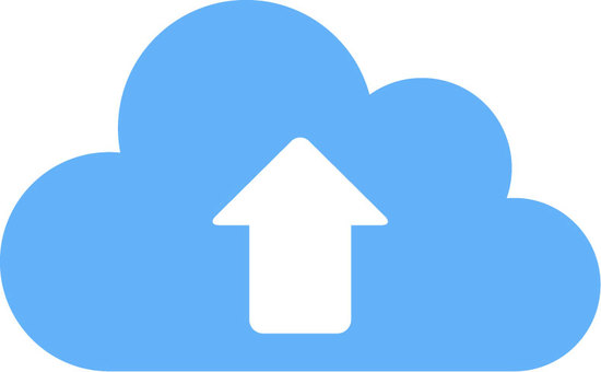 Cloud_ blue top