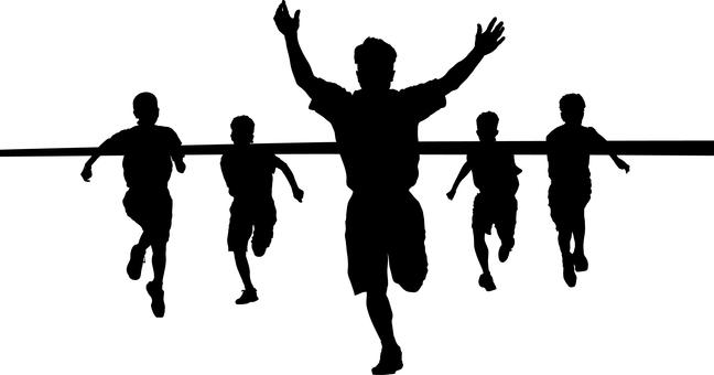 Foot race goal