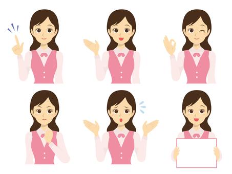 OL female (pink)