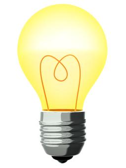Light bulb (toon tone)