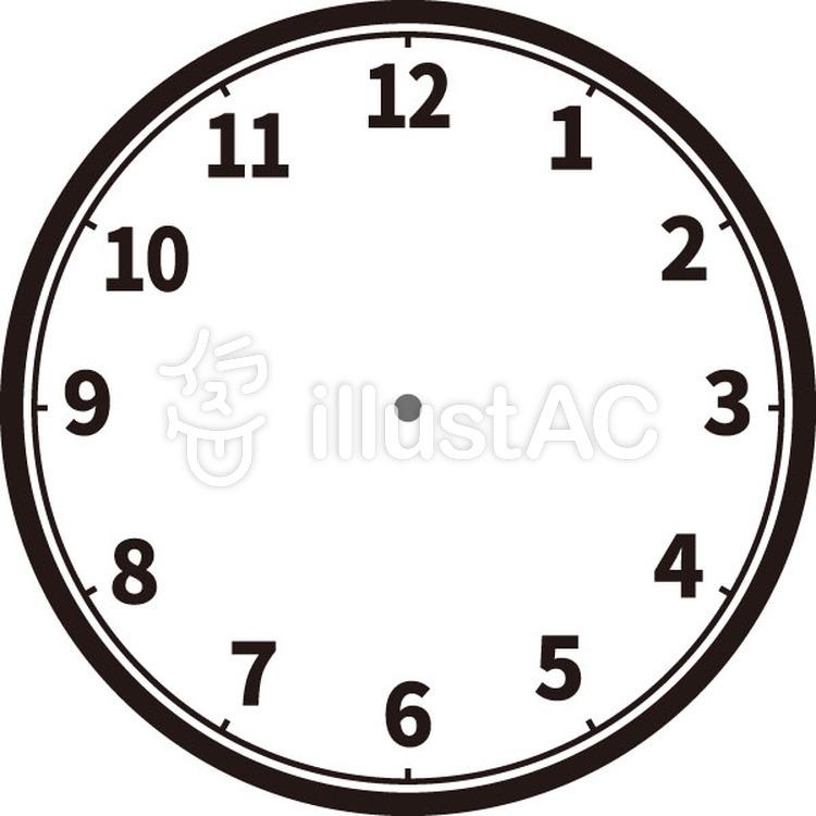 学習用時計画像 - UNIQUE LABORATORY