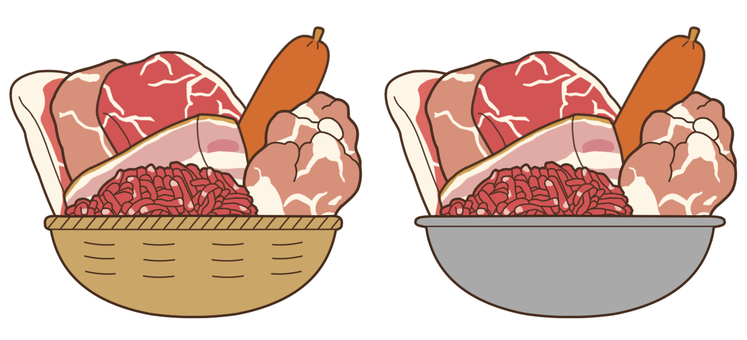 【Stuff】 Meat