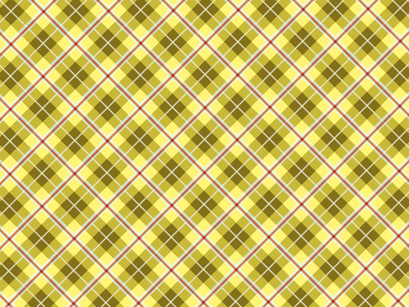Yellow and red check pattern