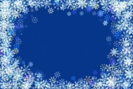 Snow background 2