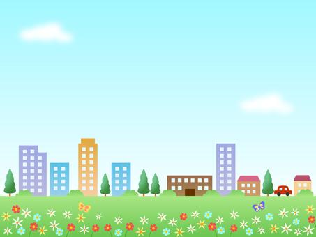 Spring town
