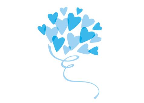 心花束通風藍