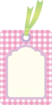 Check cute tags