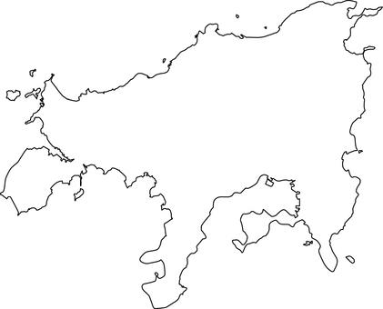 小豆島_線條畫