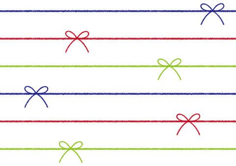 Set 32_02 (hand-drawn ribbon border)