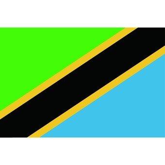 坦桑尼亞國旗