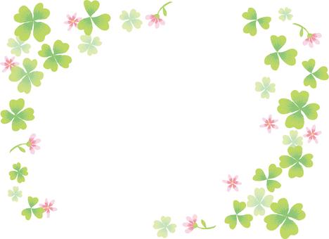 Clover & Flower 4