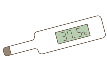 Thermometer fever