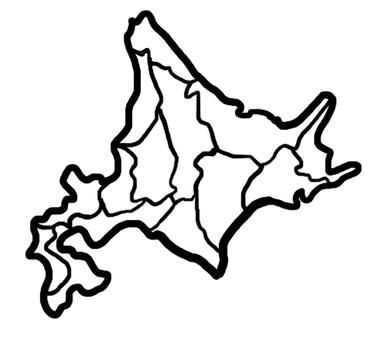 Hokkaido Open Map