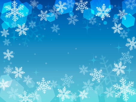 Snow background 2