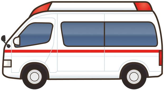 救急車(側面)