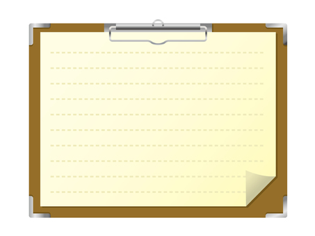 Binder horizontal length